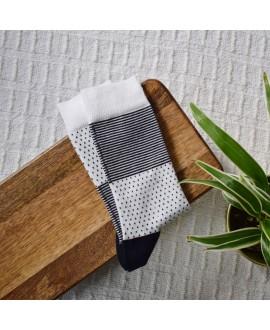Chaussettes Socksocket mixtes dépareillées Elise